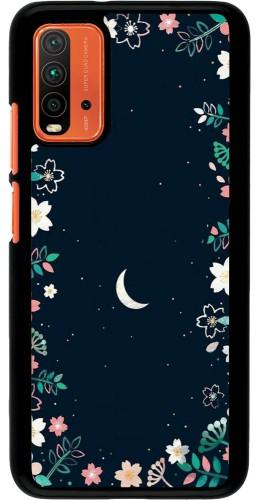 Coque Xiaomi Redmi 9T - Flowers space