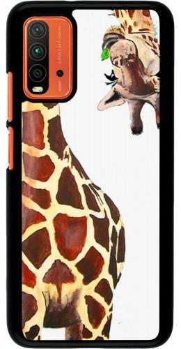 Coque Xiaomi Redmi 9T - Giraffe Fit