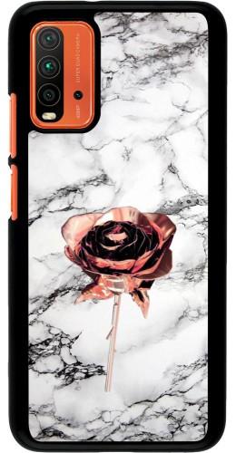 Coque Xiaomi Redmi 9T - Marble Rose Gold