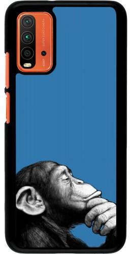 Coque Xiaomi Redmi 9T - Monkey Pop Art
