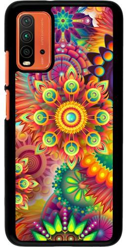 Coque Xiaomi Redmi 9T - Multicolor aztec