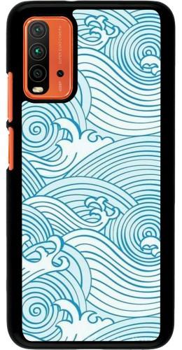 Coque Xiaomi Redmi 9T - Ocean Waves