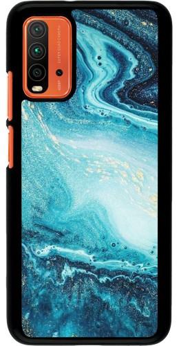 Coque Xiaomi Redmi 9T - Sea Foam Blue