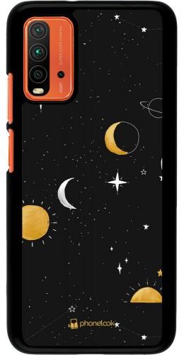 Coque Xiaomi Redmi 9T - Space Vector