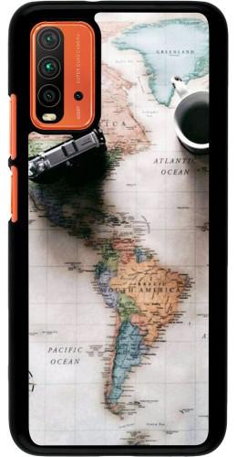 Coque Xiaomi Redmi 9T - Travel 01