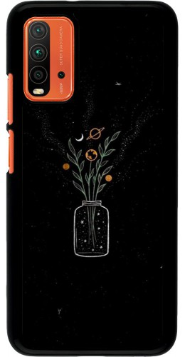Coque Xiaomi Redmi 9T - Vase black
