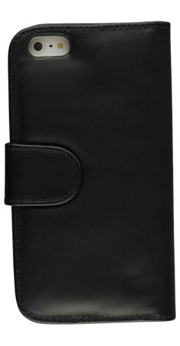 Fourre cuir Samsung Galaxy S7 - Flip noir