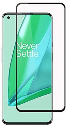 3D Tempered Glass OnePlus 9 Pro - Vitre de protection d'écran intégrale verre trempé avec bords noirs