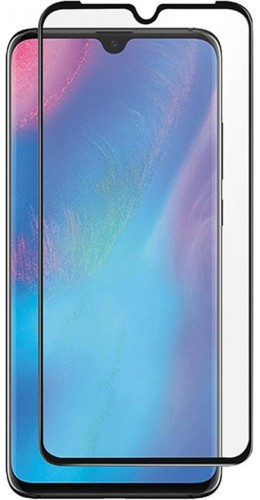 3D Tempered Glass vitre de protection noir Privacy - Huawei P30 Pro