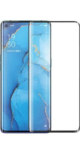 3D Tempered Glass vitre de protection noir - iPhone 12 mini