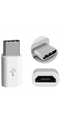 Adaptateur Micro USB vers USB Type-C