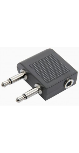 Adaptateur audio avion 3.5mm