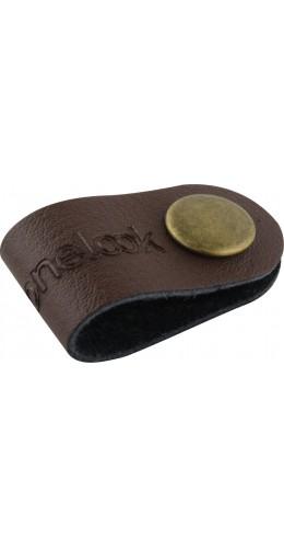 Attache-câble en cuir PhoneLook