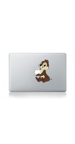 "Autocollant MacBook 13"" -  Tic"