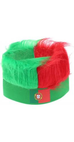 Bandeau avec cheveux Portugal