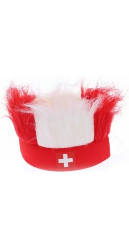 Bandeau avec cheveux Suisse
