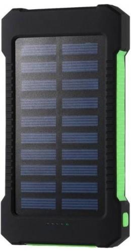Batterie externe solaire waterproof 20'000 mAh vert
