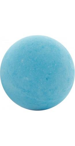 Bombes de bain effervescentes bleu