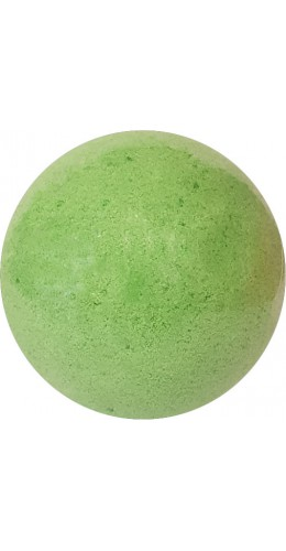 Bombes de bain effervescentes vert