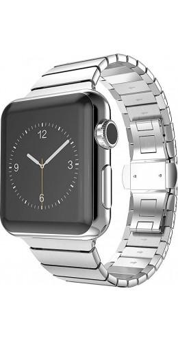 Bracelet Premium intégrale en acier- Apple Watch 42mm / 44mm