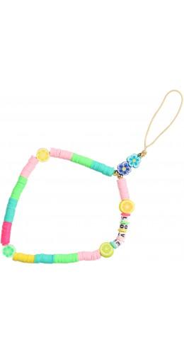 Bracelet agrumes love perles strap