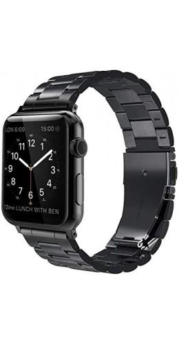 Bracelet en acier noir - Apple Watch 38mm / 40mm