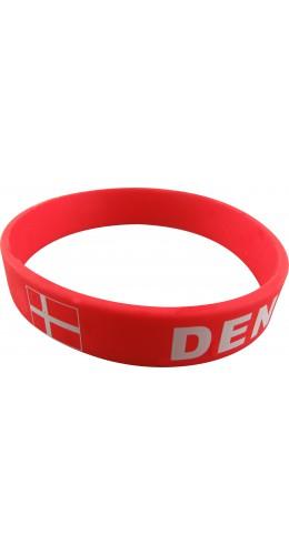 Bracelet silicone Danemark
