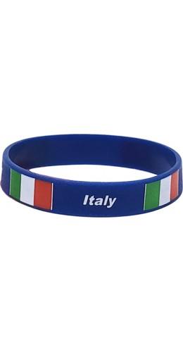 Bracelet silicone Italy