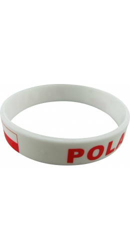 Bracelet silicone Pologne