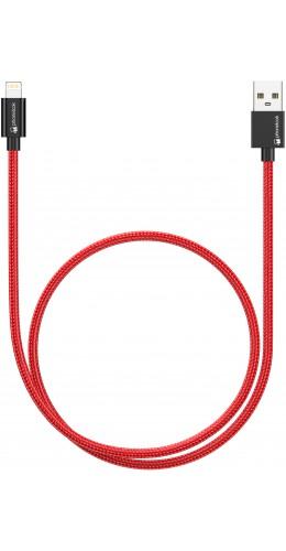 Câble (50cm) Lightning iPhone vers USB - Nylon PhoneLook