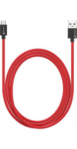 Câble USB Type-C (1 m) - Nylon PhoneLook