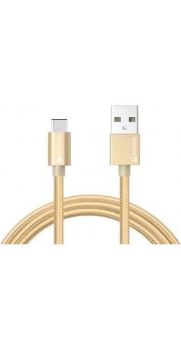 Câble USB Type-C (1 m) - Nylon or PhoneLook