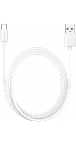 Câble USB Type-C (1 m) - PhoneLook blanc