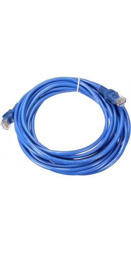 Câble réseau Ethernet RJ45 (5m) bleu
