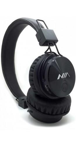 Casque Bluetooth NIA X3 noir