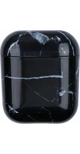 Coque AirPods 1 / 2 - Marble noir A