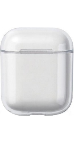 Coque AirPods 1 / 2 - Plastique transparent
