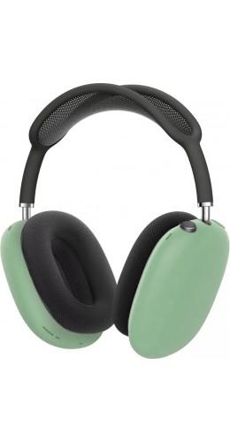 Coque AirPods Max - Silicone souple fexlibe - Vert