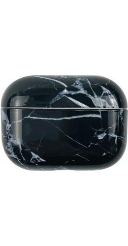 Coque AirPods Pro - Marble noir A