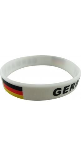 Bracelet silicone Allemagne