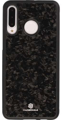 Coque Huawei P30 Lite - Carbomile carbone forgé