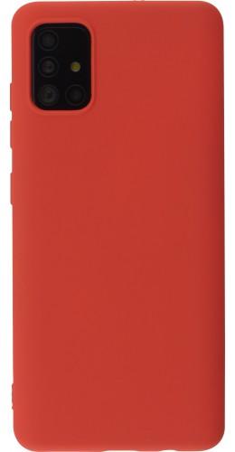 Coque Samsung Galaxy A52 - Soft Touch grenade