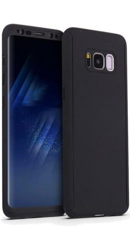 Coque Samsung Galaxy S10+ - 360° Full Body noir
