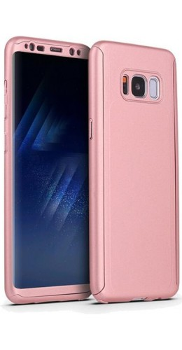Coque Samsung Galaxy S10+ - 360° Full Body or rose