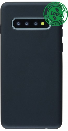 Coque Samsung Galaxy S10+ - Bio Eco-Friendly noir