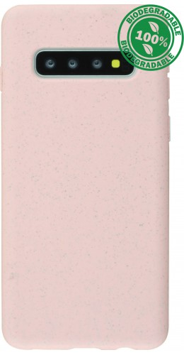 Coque Samsung Galaxy S10+ - Bio Eco-Friendly rose