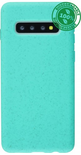 Coque Samsung Galaxy S10+ - Bio Eco-Friendly turquoise