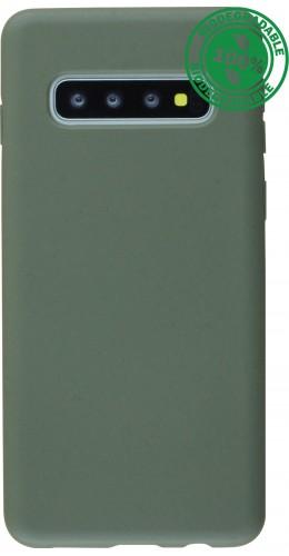 Coque Samsung Galaxy S10 - Bio Eco-Friendly vert foncé
