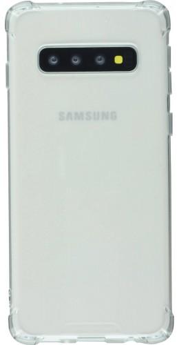 Coque Samsung Galaxy S10 - Gel Transparent Bumper