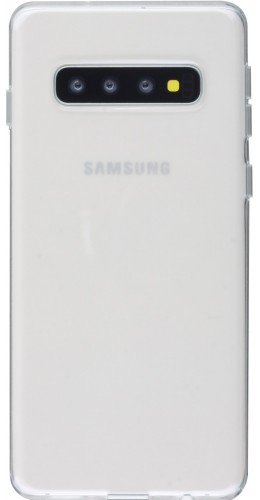 Coque Samsung Galaxy S10+ - Gel transparent